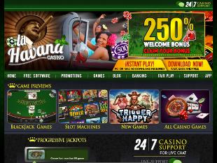 Old Havana Casino Home