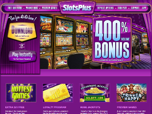 Slots Plus Casino Home
